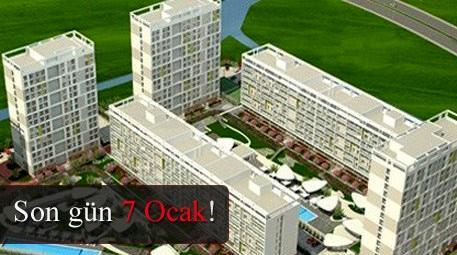 Soyak Evostar'da daire fiyatları 214 bin liradan başlıyor