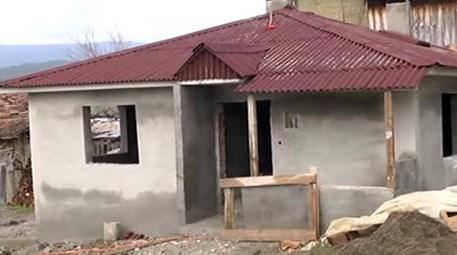Bolu'daki projeyle ihtiyaç sahipleri sıcak yuvalarına kavuştu