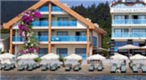 Marmaris'teki otellerin yerine lüks konutlar geliyor!