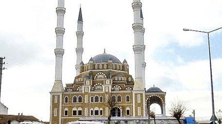 Tarihi Selimiye Camisi'nin benzeri Çorum'da yapıldı!
