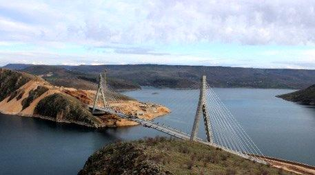 İşte Nissibi Köprüsü'nün son hali!