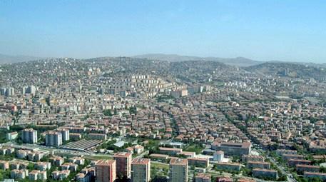 Ankara Yenimahalle'de 15 daire satışa çıkarıldı!