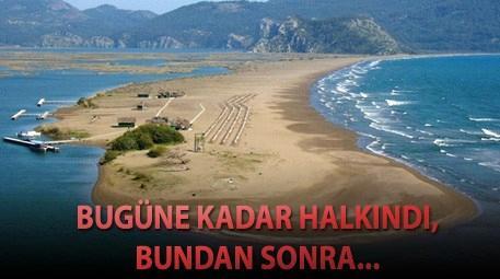 Muğla'daki İztuzu Plajı'nın akıbeti ne olacak?