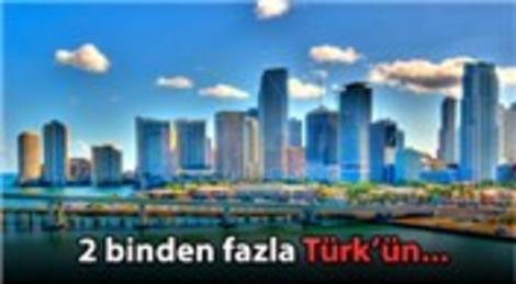 Miami'deki ucuz evlere Türkler akın etti