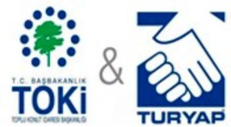 Turyap, TOKİ'nin arsalarını müzayedeye çıkarıyor!