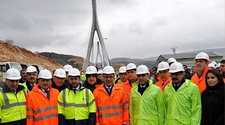 Üçüncü büyük köprünün adı Recep Tayyip Erdoğan olacak!