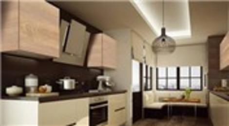 İntema Mutfak Aura, doğadan ilham alınarak tasarlandı!