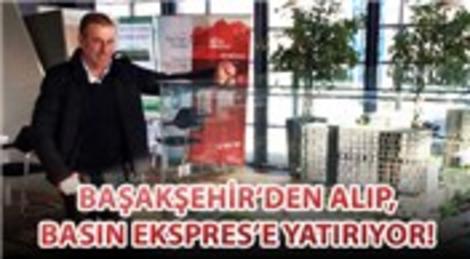 Abdullah Avcı, Toya Moda'dan iki daire aldı!
