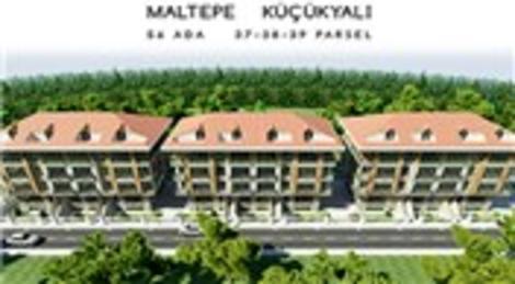 Karaman Group Maltepe Küçükyalı'da 300 bin dolara!