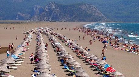 İztuzu Plajı'nda kavga sürüyor!