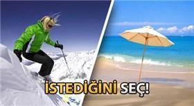 31 Ocak'a kadar ev al, Uludağ yada Kıbrıs'ta tatil yap!