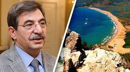 """İdris Güllüce """"İztuzu Plajı'nda açık ihale yapacağız"""""""