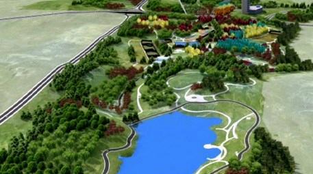 ankara milli botanik bahçesi