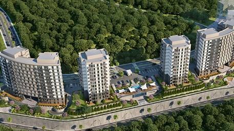 Sky Bahçeşehir, Kiptaş Vaditepe'nin yanında yükseliyor!