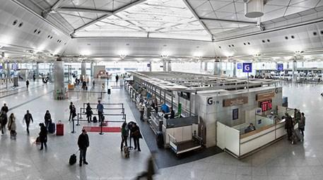 Atatürk Havalimanı iç görseli