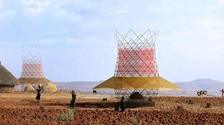 etiyopya kuraklık