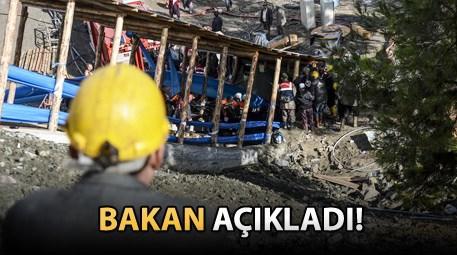 Ermenek'te ölen işçilerin ailelerine 2 ev!