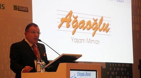 Ağaoğlu Şirketler Grubu CEO'su Hasan Rahvalı