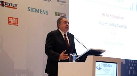 İNDER Yönetim Kurulu Başkanı Nazmi Durbakayım
