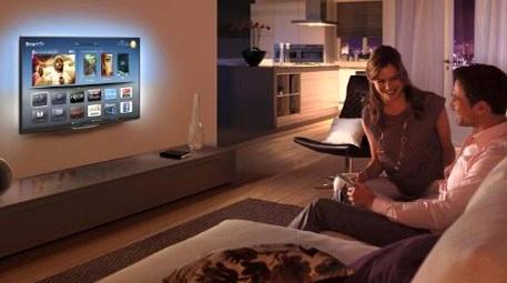 büyük televizyondan tasarruf