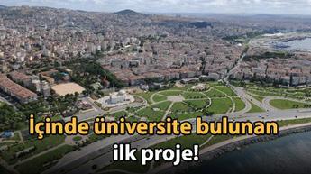 Dap Yapı, Pendik'te üniversite kuracak!