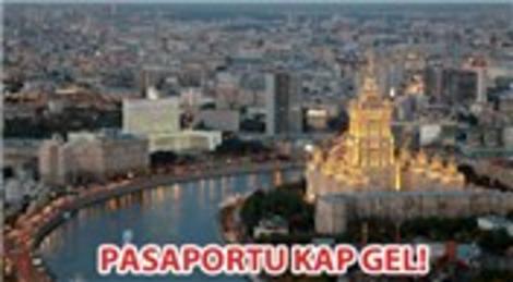 Türkler'e vize olmayan Rusya'da ev kiraları artık çok ucuz!