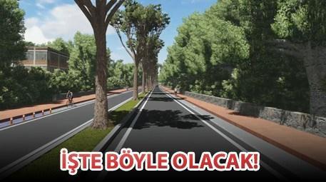 istanbul sarıyer belgrad ormanı bisiklet yolu