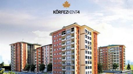 Körfezkent 4. Etap Konutları'nda fiyatlar belli oldu!