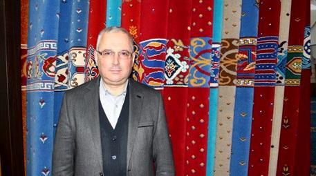 Serko Halı Yönetim Kurulu Başkanı Bülent Arslan