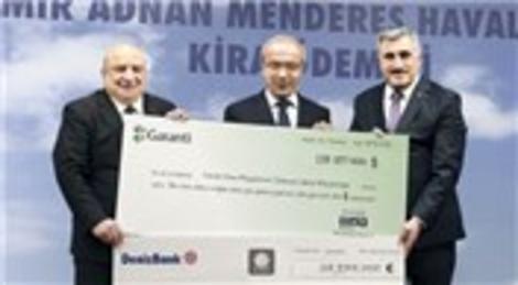 TAV, DHMİ'ye 410 milyon lira kira ödemesi yaptı