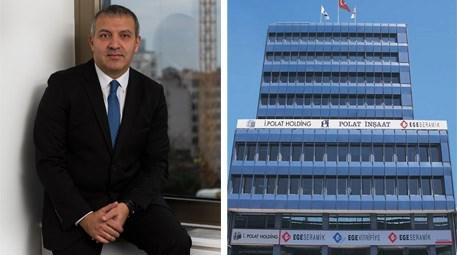 Turgut Kabaca, Polat Holding'in Genel Müdürü oldu