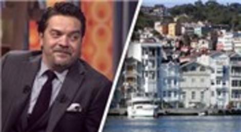 Beyazıt Öztürk, Arnavutköy'deki evini satışa çıkardı