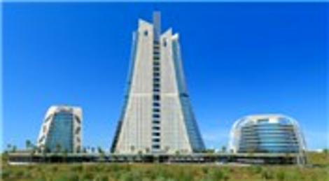 Sarphan Finans Park'ın VIP 300 Ofisleri satışta!