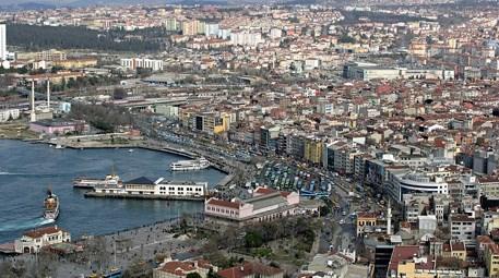 Kadıköy'ün genel görünümü