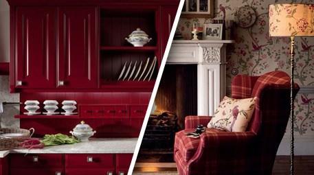 2015'in en moda rengi evinize çok yakışacak!