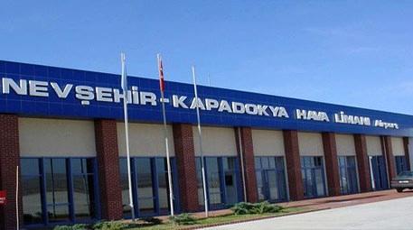 Kapadokya Havalimanı'nın ihalesi başka bahara kaldı!