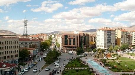 Kırşehir'de konutlar temiz enerji kaynağı ile ısınıyor