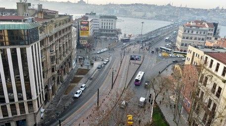 Karaköy'de dönüşüm başlıyor, 18 bin kişi istihdam ediliyor