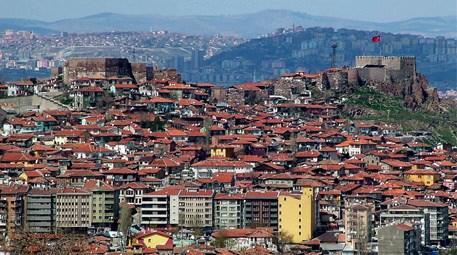Ankara'da 8 arsa ile 15 konut satışa çıktı