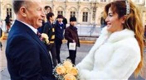 Hüseyin Aslan ile Özgür Tak evlendi