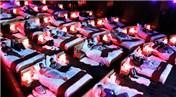 Bu sinema salonları müşterinin keyfini düşünüyor!