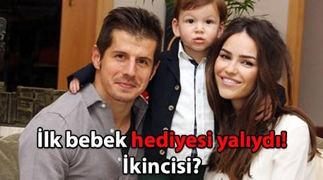 Emre Belözoğlu 2. kez baba oldu!