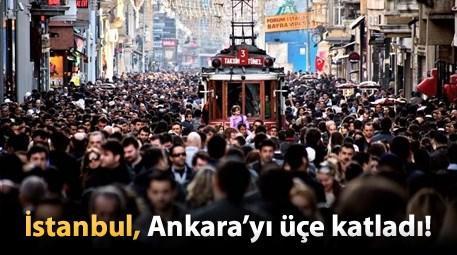 TÜİK, Türkiye nüfusunu açıkladı!