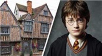 Harry Potter'ın evi 950 bin sterlin!