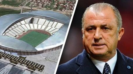 Fatih Terim'in Olimpiyat Stadı projesi...