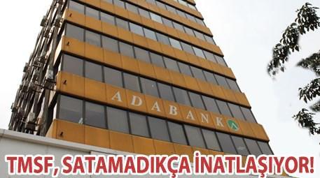 TMSF, Adabank'ın satış sürecini uzattı!