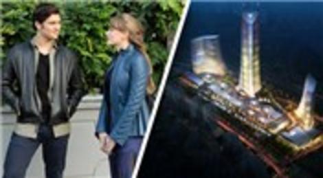 Medcezir'in 58. bölümü Metropol İstanbul'da çekildi!