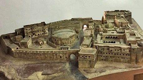 Dayı Sarayı restore