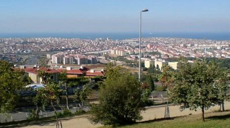 Küçük Çamlıca'da 18.5 milyonluk dev arsa satışı!