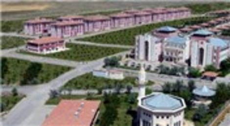 TOKİ'nin kentsel dönüşüm için yeni adresi Çankırı olacak!